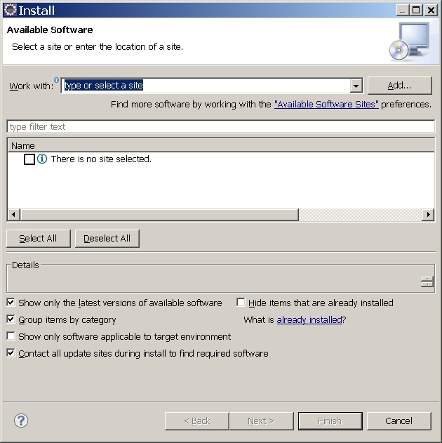 How to install Windowbuilder in Eclipse